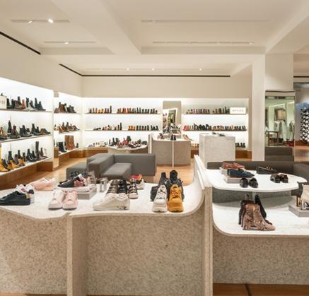 Selfridges Shoe Gallery
